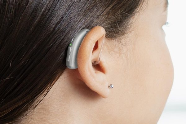 Oticon Opn S Bte Pp Slim Tube Ear View