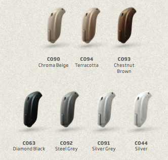 Oticon Opn S Colour Option