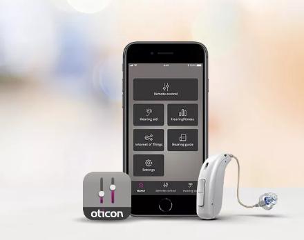 Oticon On App