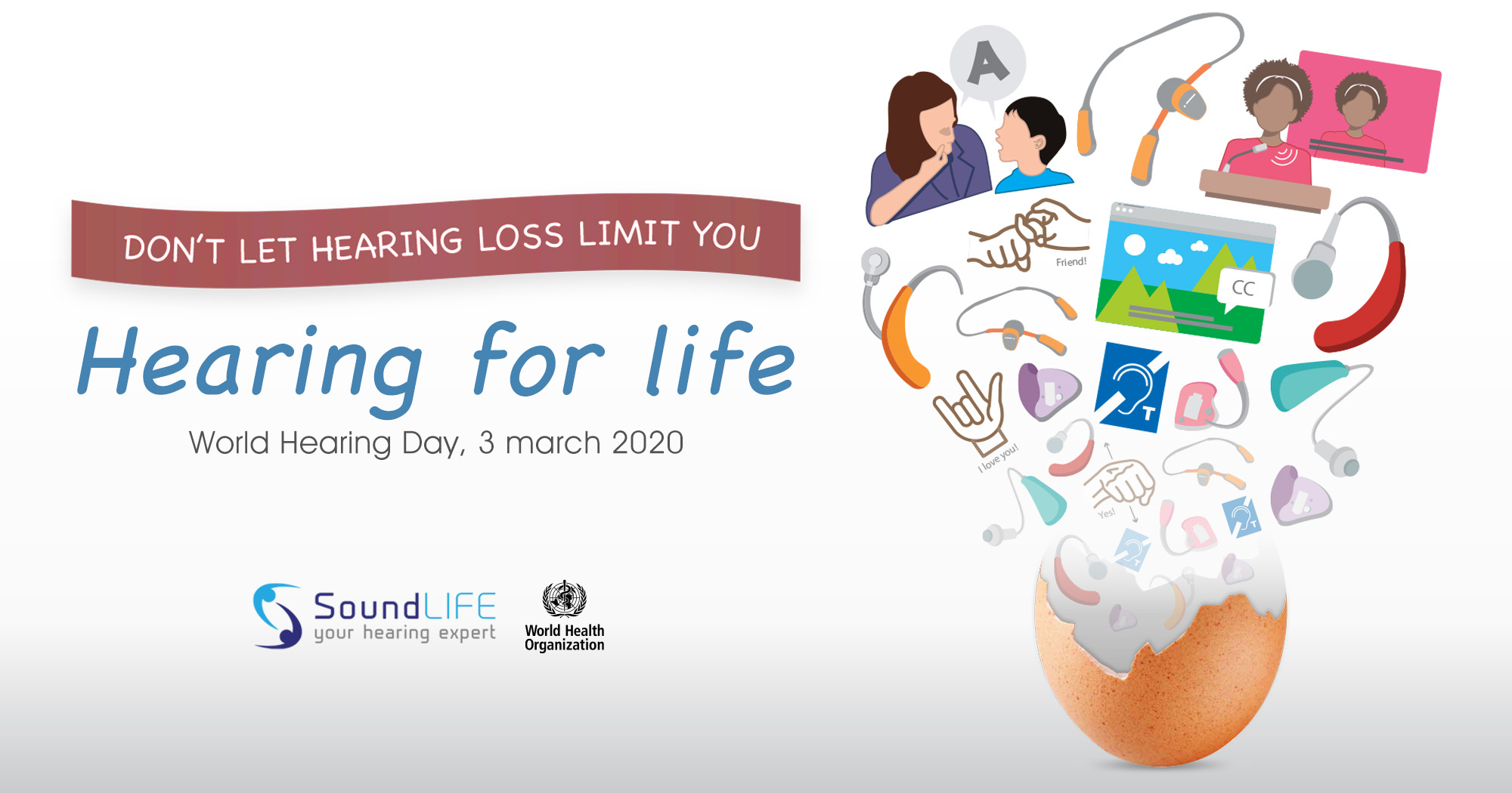 Soundlife Blog Get To Know World Hearing Day