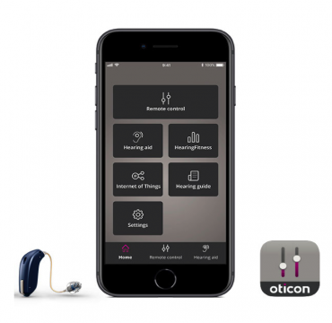 Oticon On App 2