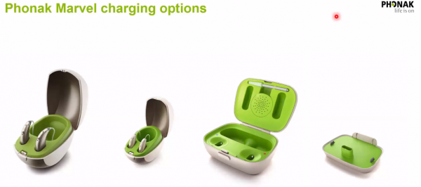 Phonak Charges