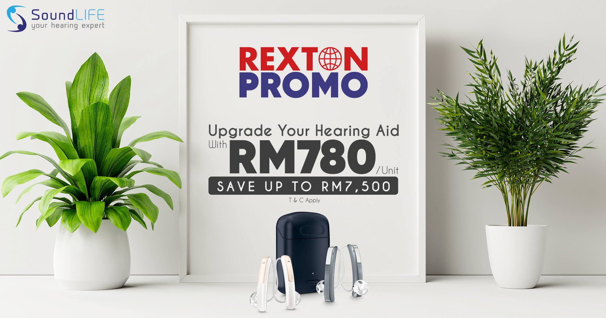 Soundlife Rexton Promo Upgrade Your Hearing Aid 01