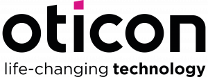 oticon logo positive transparent background
