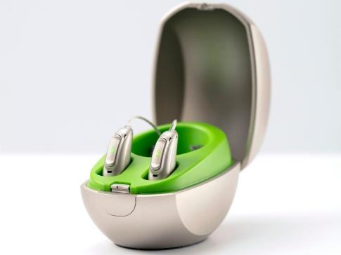 phonak audeo m r mini charger case